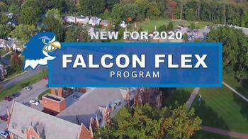 Notre Dame College Falcon Flex Program TV Spot, 'In Class and Online Degrees: Fall Semester' - Thumbnail 2