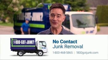 1-800-GOT-JUNK TV Spot, 'That Time of Year Again: No Contact' - Thumbnail 8