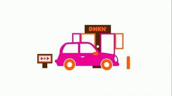 Dunkin' App TV Spot, 'Safety: Contactless' - Thumbnail 5