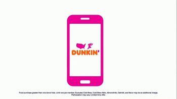 Dunkin' App TV Spot, 'Safety: Contactless' - Thumbnail 7