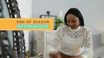 Ashley HomeStore End of Season Mattress Sale TV Spot, 'Final Days: Sealy & Zero Percent Interest' - Thumbnail 2