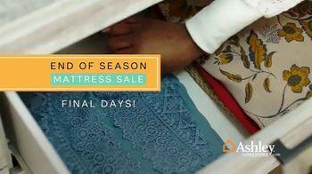 Ashley HomeStore End of Season Mattress Sale TV Spot, 'Final Days: Sealy & Zero Percent Interest' - Thumbnail 3