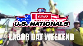 NHRA TV Spot, '2020 Dodge NHRA Indy Nationals & Denso Spark Plugs U.S. Nationals'