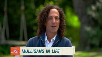 Farmers Insurance TV Spot, 'Mulligans in Life: Communication' Featuring Kenny G - Thumbnail 1