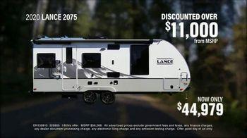La Mesa RV TV Spot, 'Think: 2020 Lance 2075' - Thumbnail 7