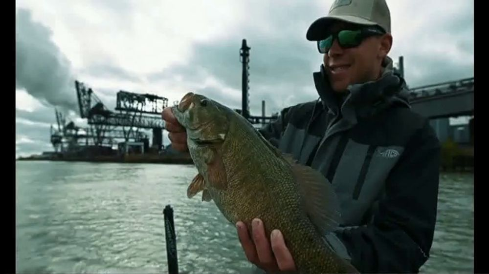 American Fishing Tackle Company TV Commercial, 'Traveling the Country' Featuring Garrett Paquette