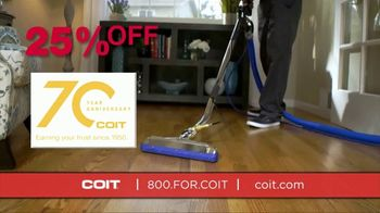 COIT TV Spot, 'Disinfect and Deep Clean: 25 Percent Off' - Thumbnail 5