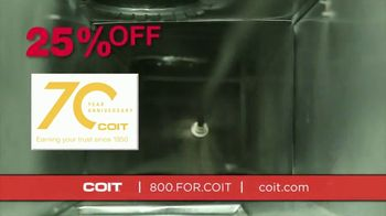 COIT TV Spot, 'Disinfect and Deep Clean: 25 Percent Off' - Thumbnail 6