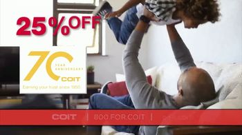 COIT TV Spot, 'Disinfect and Deep Clean: 25 Percent Off' - Thumbnail 7