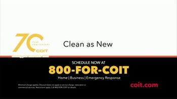 COIT TV Spot, 'Disinfect and Deep Clean: 25% Off' - Thumbnail 9