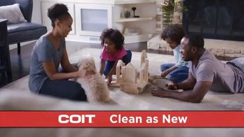 COIT TV Spot, 'Disinfect and Deep Clean: 25% Off'