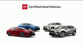 Toyota TV Spot, 'Trust Toyota: Certified Used Vehicles' Song by Vance Joy [T1] - Thumbnail 3