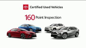 Toyota TV Spot, 'Trust Toyota: Certified Used Vehicles' Song by Vance Joy [T1] - Thumbnail 4