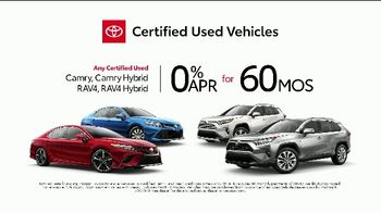 Toyota TV Spot, 'Trust Toyota: Certified Used Vehicles' Song by Vance Joy [T1] - Thumbnail 5