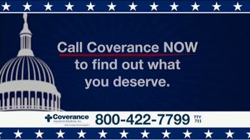 Coverance Insurance Solutions, Inc. TV Spot, 'Access More Benefits' - Thumbnail 9