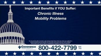 Coverance Insurance Solutions, Inc. TV Spot, 'Access More Benefits'