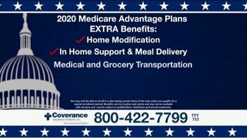 Coverance Insurance Solutions, Inc. TV Spot, 'Access More Benefits' - Thumbnail 2