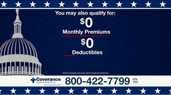Coverance Insurance Solutions, Inc. TV Spot, 'Access More Benefits' - Thumbnail 4