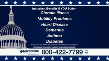 Coverance Insurance Solutions, Inc. TV Spot, 'Access More Benefits' - Thumbnail 6