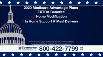 Coverance Insurance Solutions, Inc. TV Spot, 'Access More Benefits' - Thumbnail 8