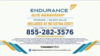 Endurance Elite Membership TV Spot, 'Transmission Repair Testimonial' - Thumbnail 9