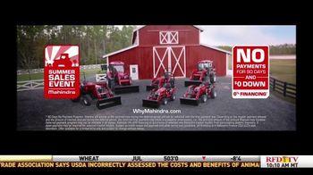 Mahindra Summer Sales Event TV Spot, 'Tough Times' - Thumbnail 10