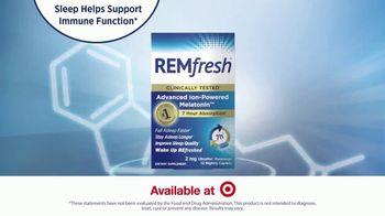 REMfresh TV Spot, 'Immune Function: Target'