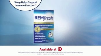 REMfresh TV Spot, 'Immune Function: Target' - Thumbnail 4