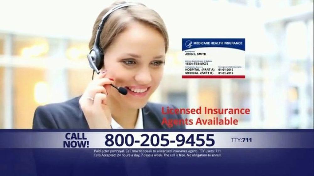 Medicare Advantage Hotline TV Commercial, 'Additional Benefits'
