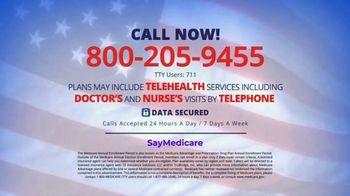 Medicare Advantage Hotline TV Spot, 'Additional Benefits' - Thumbnail 8