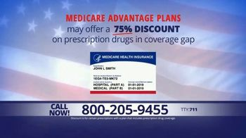 Medicare Advantage Hotline TV Spot, 'Additional Benefits' - Thumbnail 1