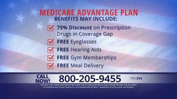 Medicare Advantage Hotline TV Spot, 'Additional Benefits' - Thumbnail 6