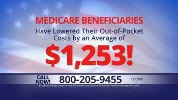 Medicare Advantage Hotline TV Spot, 'Additional Benefits' - Thumbnail 7