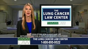 SWMW Law TV Spot, 'Diagnosed With Lung Cancer' - Thumbnail 3