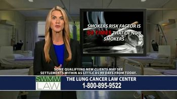 SWMW Law TV Spot, 'Diagnosed With Lung Cancer' - Thumbnail 5