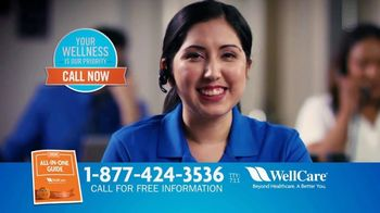 WellCare Health Plans TV Spot, 'Get More: Special Enrollment Period' - Thumbnail 10