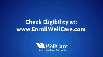 WellCare Health Plans TV Spot, 'Get More: Special Enrollment Period' - Thumbnail 3