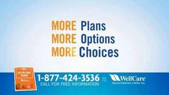 WellCare Health Plans TV Spot, 'Get More: Special Enrollment Period' - Thumbnail 5