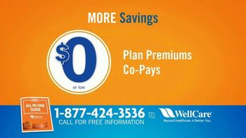 WellCare Health Plans TV Spot, 'Get More: Special Enrollment Period' - Thumbnail 6