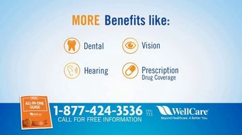 WellCare Health Plans TV Spot, 'Get More: Special Enrollment Period' - Thumbnail 7