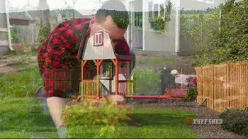 Tuff Shed TV Spot, 'Upgrade Your Home This Summer'