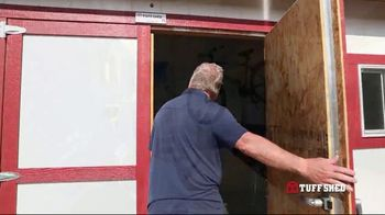 Tuff Shed TV Spot, 'Upgrade Your Home This Summer' - Thumbnail 3