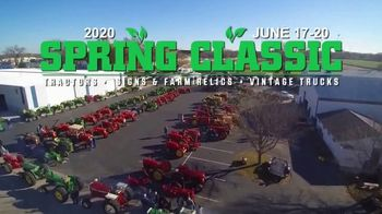 Mecum Gone Farmin' 2020 Spring Classic TV Spot, 'Steve Fangman Collection'