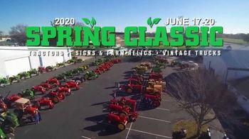 Mecum Gone Farmin' 2020 Spring Classic TV Spot, 'Steve Fangman Collection'
