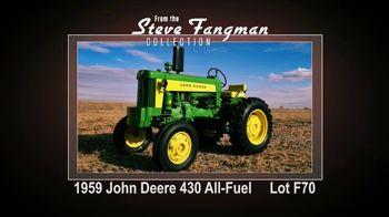 Mecum Gone Farmin' 2020 Spring Classic TV Spot, 'Steve Fangman Collection' - Thumbnail 2