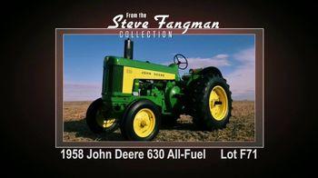 Mecum Gone Farmin' 2020 Spring Classic TV Spot, 'Steve Fangman Collection' - Thumbnail 3