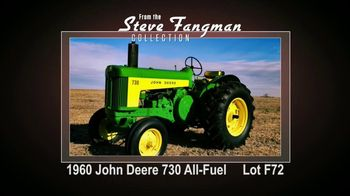 Mecum Gone Farmin' 2020 Spring Classic TV Spot, 'Steve Fangman Collection' - Thumbnail 4
