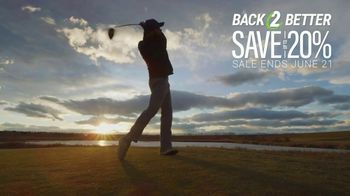 GolfTEC Back 2 Better Sale TV Spot, 'The New Normal' - Thumbnail 7