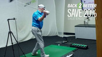GolfTEC Back 2 Better Sale TV Spot, 'The New Normal' - Thumbnail 8
