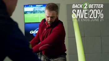 GolfTEC Back 2 Better Sale TV Spot, 'The New Normal' - Thumbnail 9